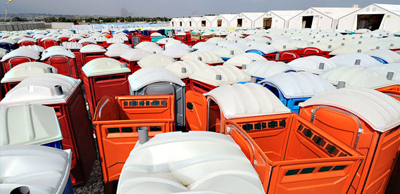 Champion Portable Toilets in High Point, NC